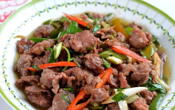 『1小勺』好吃到直吞口水的家常菜,鲜香爽口,解馋下饭,做一锅全吃光