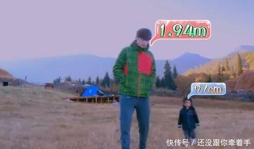爸爸去哪儿|阿拉蕾回归《爸爸5》,超过「194公分」董力大腿