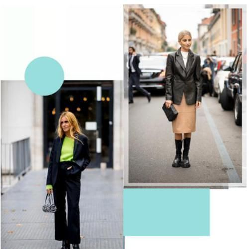 时尚单品|学会这些职场搭配技巧,让你在工作中脱颖而出,变身时髦精